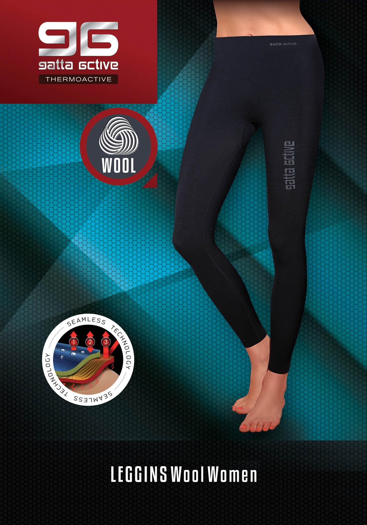 GAT Leggings Wool Women