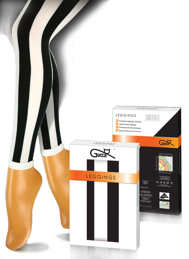 Gatta Fashion Leggings Stripes