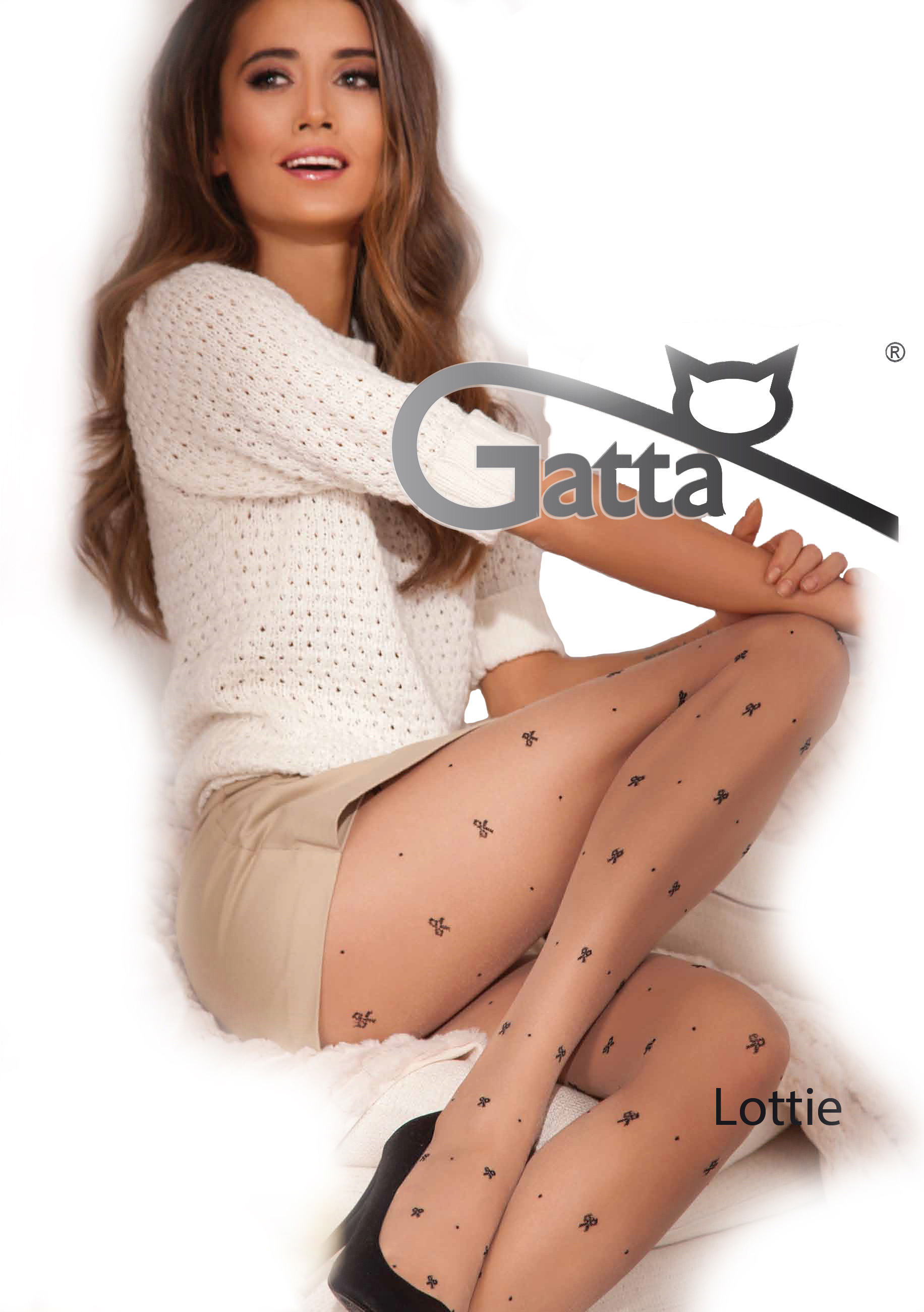 Gatta Fashion Lottie 01 - 20den