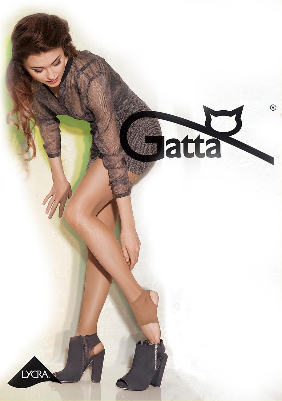 Gatta Open feet - 20den