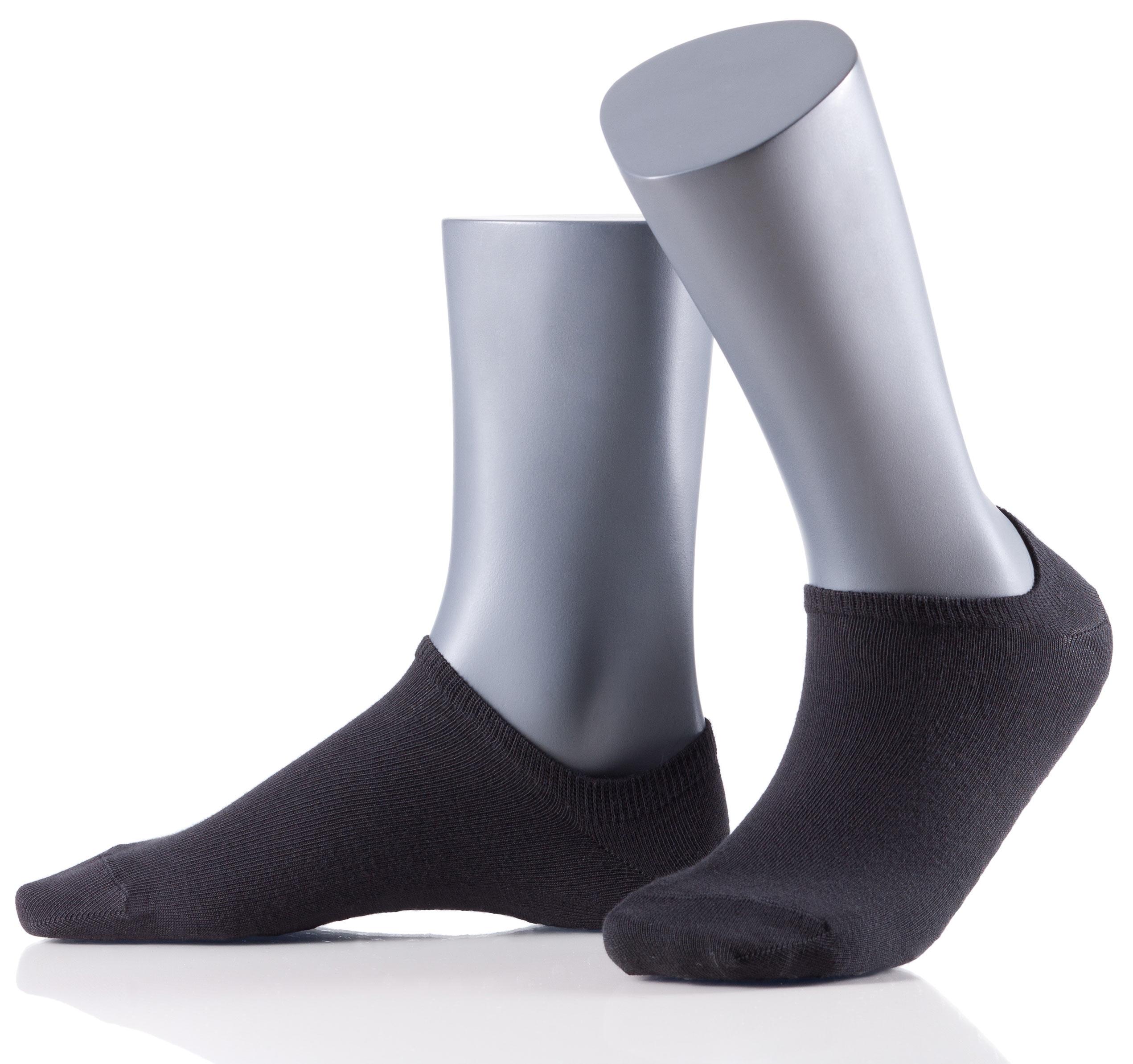 Perfect Man Herren Sneakersocken TENCEL® - 5er Vorteilspack